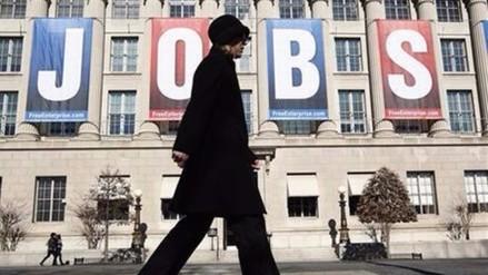 EE.UU.: Empleo sobrepasa expectativas en julio