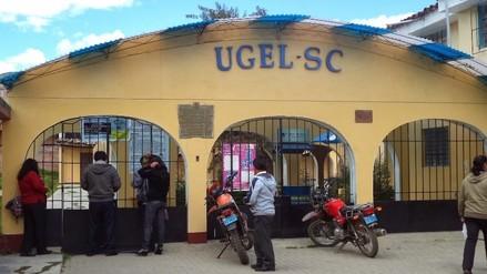 Sánchez Carrión: califican como 'sospechoso' robo en UGEL