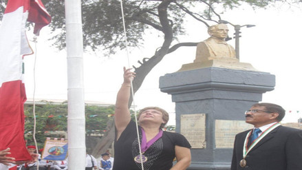 Piura: rinden homenaje a José Cayetano Heredia en Catacaos