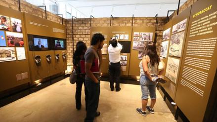Lugar de la Memoria: ahora puedes realizar una visita virtual