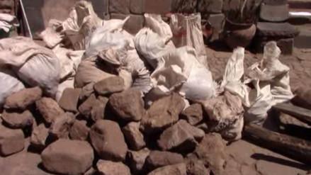 Investigan presunto daño al Patrimonio Cultural en el Cusco
