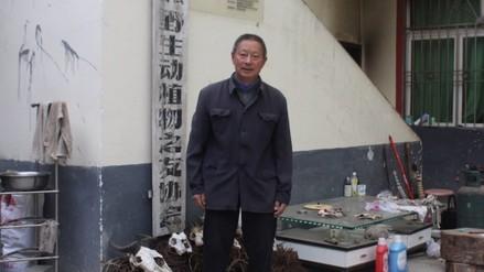 Conoce a Yu Jiahua, un héroe que se enfrenta a la caza furtiva
