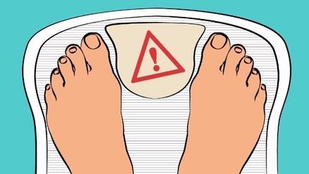 Más de la mitad de peruanos tiene exceso de peso