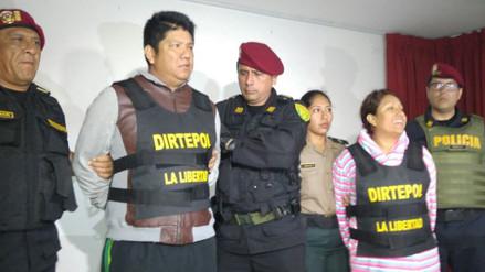 Capturan en Trujillo al buscado delincuente 'Chino Malaco'
