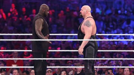 WWE: Big Show enfrentará a Shaquille O'Neal en WrestleMania 33