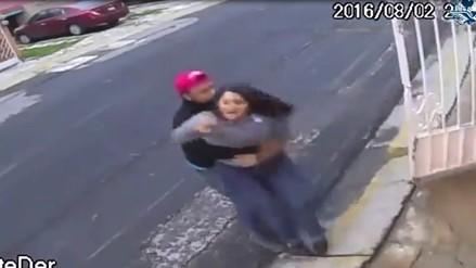Facebook: así fue el violento ataque a una mujer al robarle auto en México