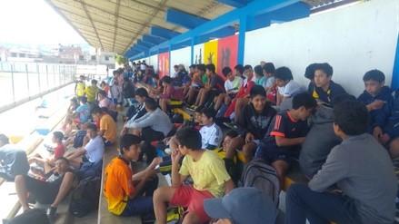 Jóvenes cajamarquinos fueron elegidos para selección peruana sub 17