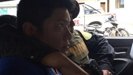 'Chino Malaco' fue enviado a Corte Superior de Justicia de La Libertad