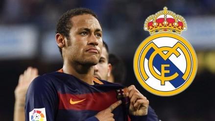 Neymar reveló por qué no fichó por el Real Madrid y sí por el Barcelona