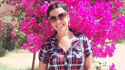 Daniela Cilloniz denuncia robo de su auto