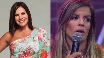 Twitter: Karina Calmet defiende a Alejandra Baigorria