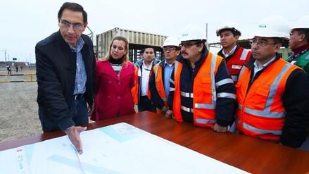 Vizcarra: Ampliación del Aeropuerto Jorge Chávez iniciará el 2017
