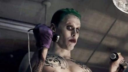 Suicide Squad: Jared Leto y su inspiración para el Joker