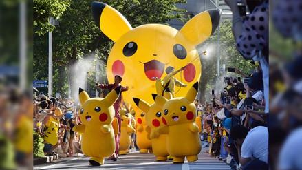 Fotos. Pokémon: Así se vivió la 'Pikachu Parade' en Japón