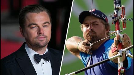 Twitter: tirador de arco sorprende por su parecido con Leonardo DiCaprio