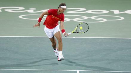 Río 2016: Rafael Nadal acerca a España a la medalla en dobles de tenis