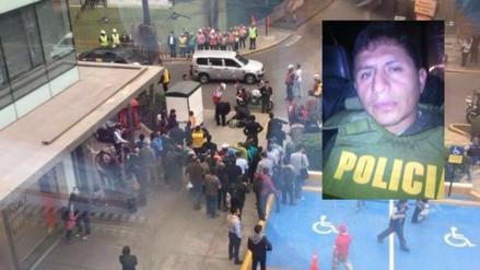 Capturan a 'marca' que habría asesinado a cambista en San Isidro