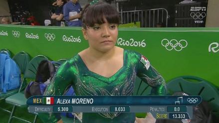 Twitter: ¿Por qué la gimnasta Alexa Moreno fue criticada en la red?
