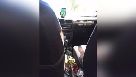 Trujillo: Taxista conduce jugando Pokémon Go