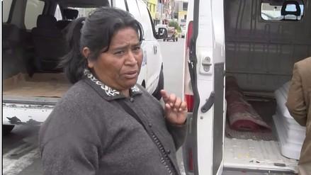 Trujillo: piden que asesinato de enfermera no quede impune