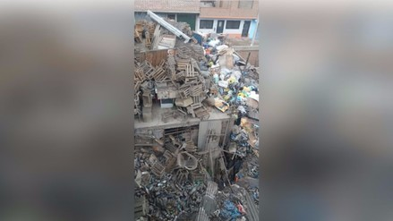 WhatsApp: vivienda de reciclador causa malestar a vecinos en SJL