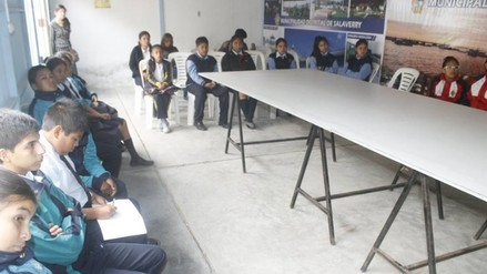 Trujillo: escolares buscan soluciones a problemática de Salaverry