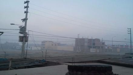 Trujillo: frecuente quema de basura genera problemas respiratorios