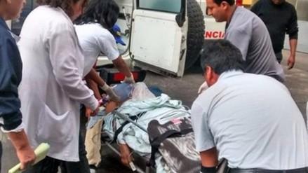 Huamachuco: masacran a padre y a sus dos menores hijos por miccionar en la calle
