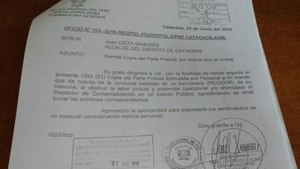 Piura: procurador denuncia a regidor de Catacaos