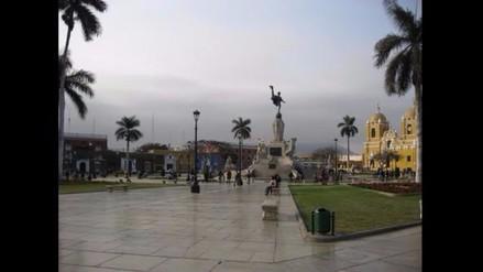 Trujillo soportó la temperatura más baja del invierno