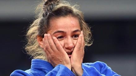 Judoca ganó primera medalla para Kosovo, rompió en llanto y conmovió al mundo
