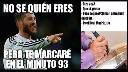 Supercopa de Europa: memes del Real Madrid y su triunfo sobre el Sevilla