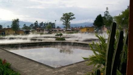 Instalan paneles informativos en Perolitos de Baños del Inca