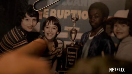 Stranger Things: conoce a los personajes de la serie de Netflix [FOTOS]
