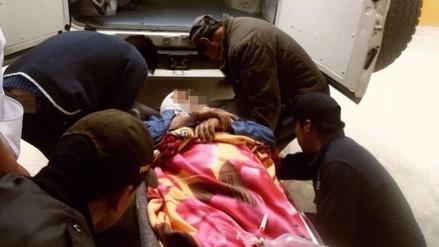 Pataz: un muerto deja caída de camión a abismo