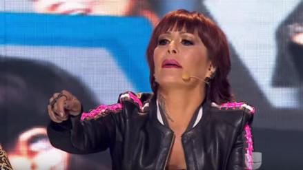 Alejandra Guzmán manda callar a concursante en reality de canto