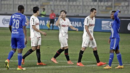 Ricardo Gareca defiende a Universitario tras la goleada con Emelec