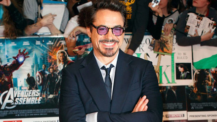 Instagram: Robert Downey Jr. juega broma a Tom Hiddleston