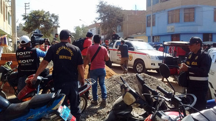 Al menos 39 viviendas allanadas para capturar a banda