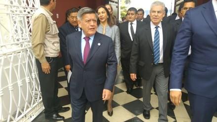 César Acuña celebra su cumpleaños 64 en Trujillo