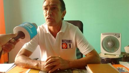Congresista Héctor Becerril pide exhaustiva investigación sobre caso de la MPCH