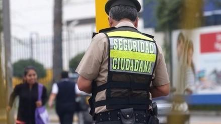 Video   Solo hay un policía por cada 240 habitantes en el Perú