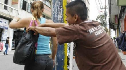 Irá a 14 años de prisión por asaltar a embarazada en Villa María del Triunfo