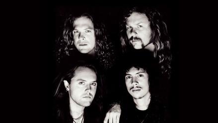 Metallica: Black Album celebra 25 años de lanzamiento [FOTOS]