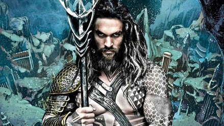 Justice League: nueva imagen revela la armadura de Aquaman