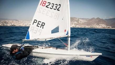 Río 2016: Peschiera y Schmidt completaron séptima y octava regata