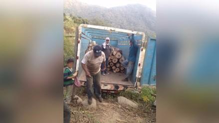 Lambayeque: Denuncian destrucción de flora silvestre en Salas