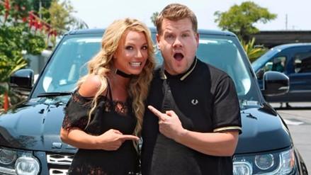 Britney Spears: próxima invitada del Carpool Karaoke