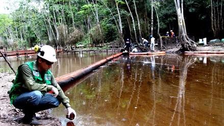 Osinergmin y OEFA supervisan derrame en Oleoducto Norperuano