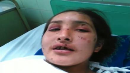 Mujer embarazada se recupera lentamente de las lesiones sufridas por su pareja